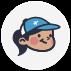Octa Messenger Button